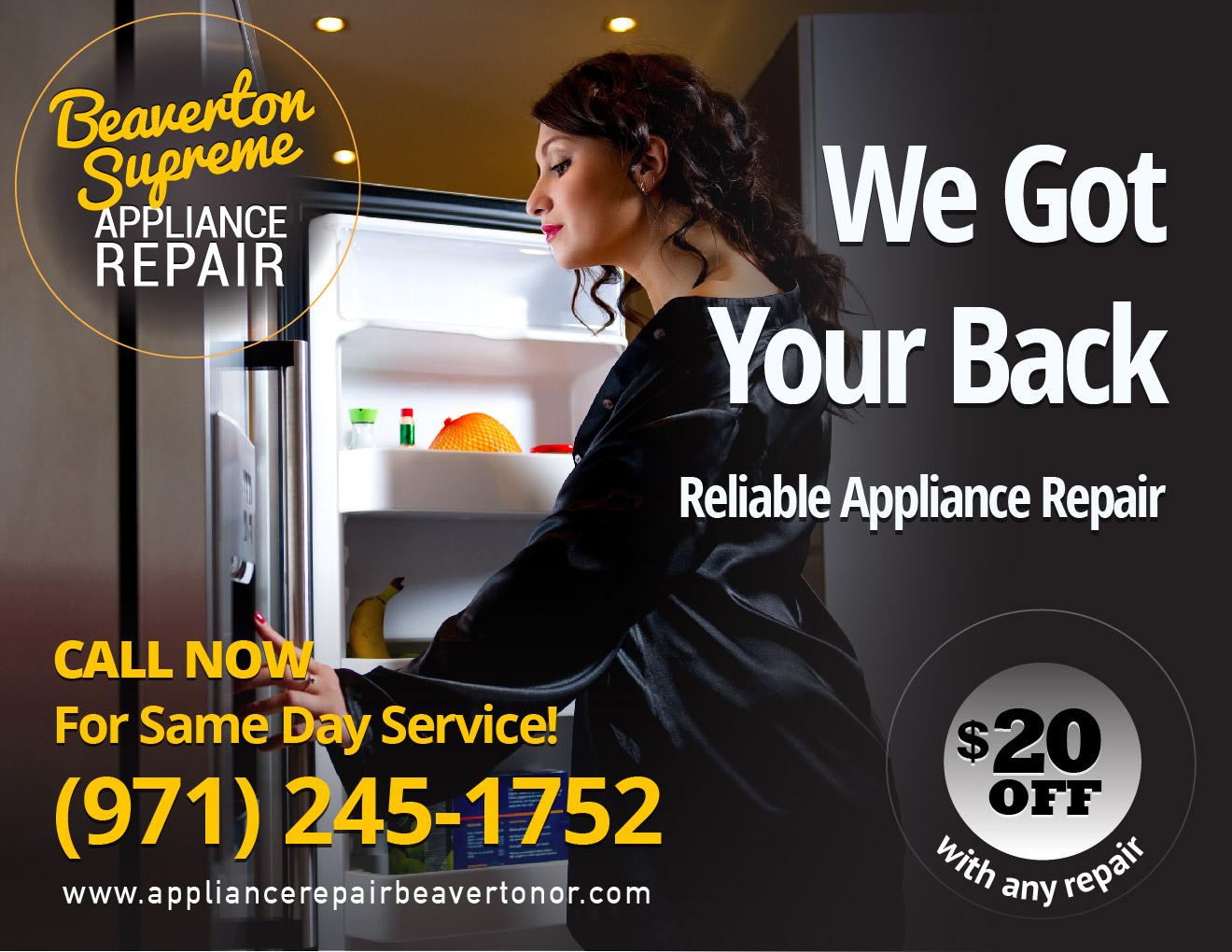 Oven Repair In Beaverton Or 971 245 1752